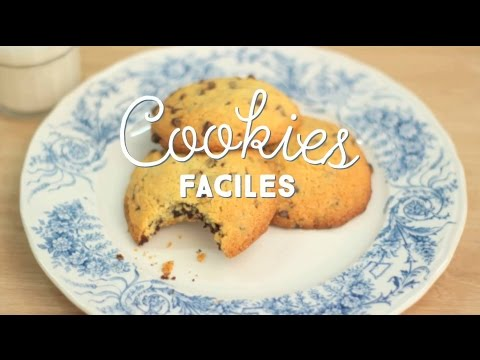 recette-des-cookies-moelleux-aux-pépites-de-chocolat---cuisineaz