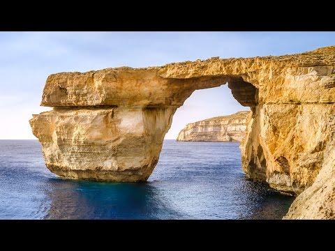 Malta - Shooting Azure Window