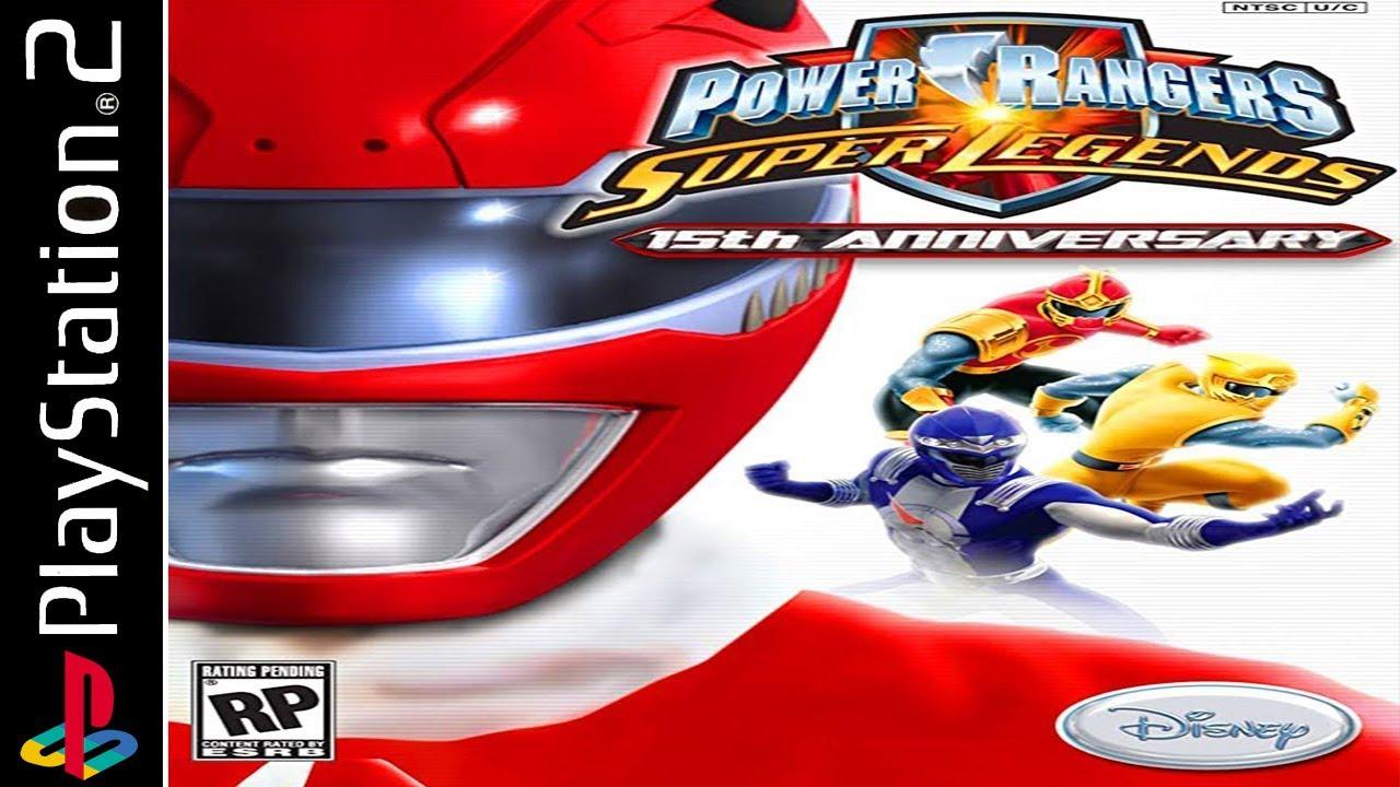 Download Power Rangers: Super Legends - Full Game Walkthrough / Longplay (HD, 60fps)