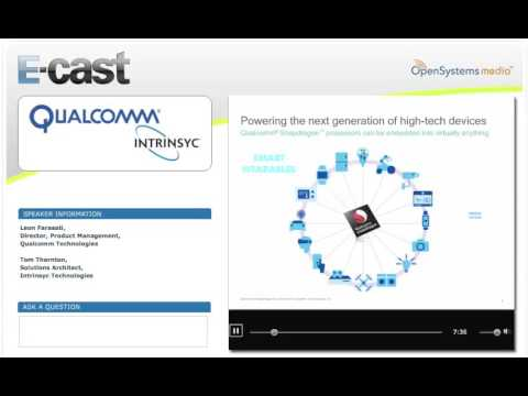 Intrinsyc ecast: Where software meets hardware