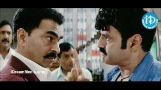 Veerabhadra Movie - Balakrishna, Sayaji Shinde Action Scene
