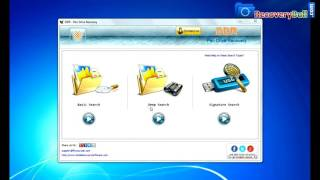 DDR Pen Drive Recovery Software
