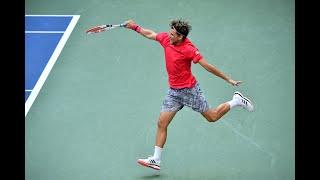 Felix Auger-Aliassime vs Dominic Thiem | US Open 2020 Round 4