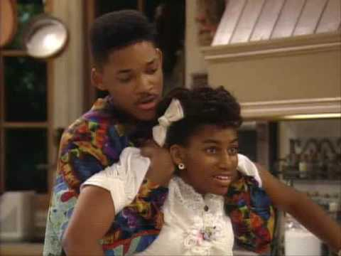 The fresh prince of bel air funny bits season 2 episode 2