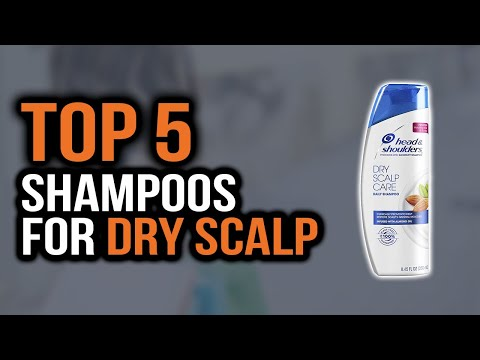 Top 5 Best Shampoos For Dry Scalp In 2020