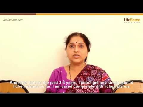 Complete cure for Lichen Planus in 1 year, woman from Mumbai shares her experience in Hindi
