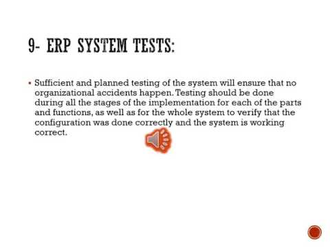 Critical Success Factors for ERP System Selection, Implementation and Post-Implementation