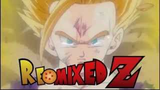 dragon ball z remix gohan goes ssj2 for the 1st time ganta s theme