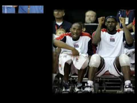2008 USA Basketball Tribute