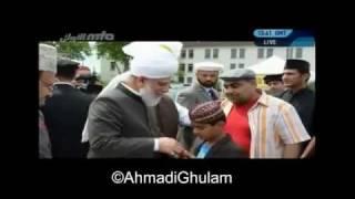 Rang Laya Panch Barsoon Ka Nazam Ahmadiyya