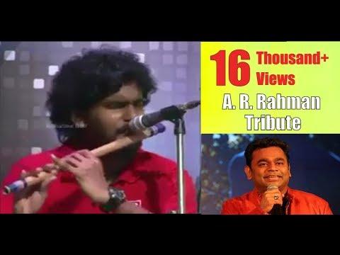Chupke Se & Jiya Jale | Flute Cover | A. R. Rahman songs | Nikhil Ram