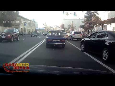 ТЕСТИРОВАНИЕ Видеорегистратор Mystery mdr 797DHR avtozvuk.ua