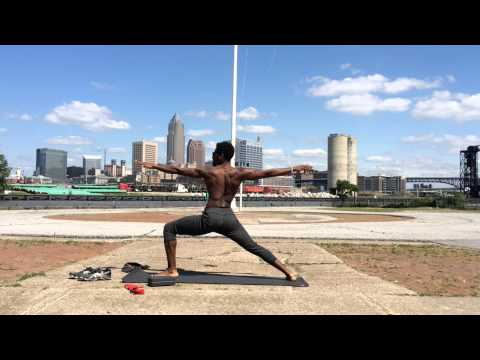 Pier Yoga: Core Is More (Intermediate) 30+min. You're Welcome Project Yoga