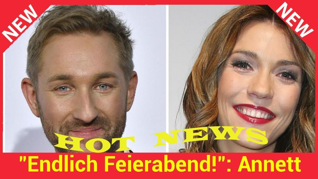 Endlich Feierabend!: Annett Möller moderiert neues