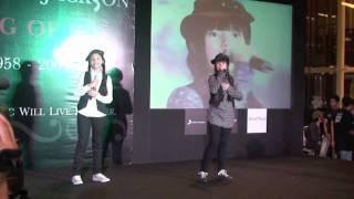 Ben - Michael Jackson Bangkok Tribute Concert (Myraไมร่า age 11, Ninaไนน่า age 9)