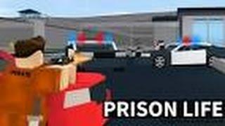 ROBLOX Prison life BEG IZ ZATVORA