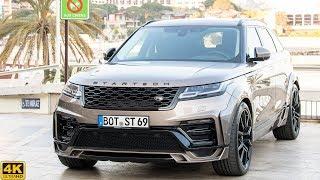 STARTECH RANGE ROVER VELAR - OVERVIEW and driving [2018 4K]
