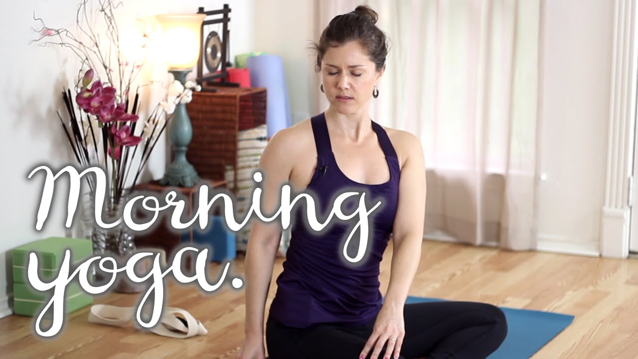 Morning Yoga - 30 Minute Energizing Sequence for Beginners