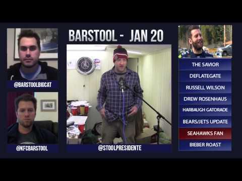 Barstool Rundown January 20