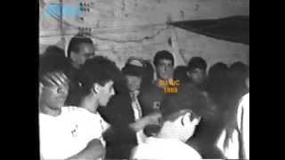 BAILE DE RAP EM 1989 VILA GUARACIABA SANTO ANDRÉ SP