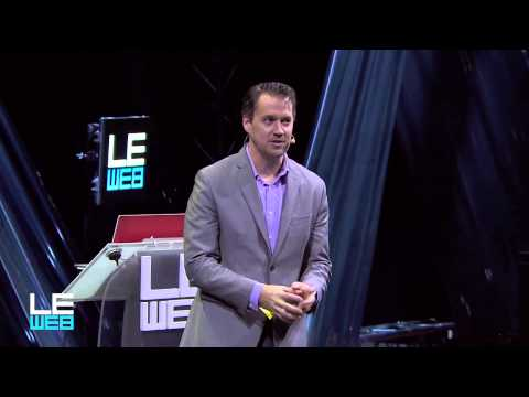 James L. McQuivey & Roundtable - Wearable Computing - LeWeb