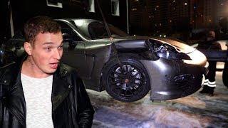 ЭДВАРД БИЛ РАЗБИЛ МАШИНУ. Нариман стал судьей. Презентация нового BMW x5 и BMW 8