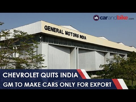 Chevrolet Officially Exits The Indian Automotive Market - NDTV CarAndBike