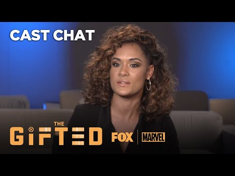 Meet Reeva Payge | Season 2 | THE GIFTED