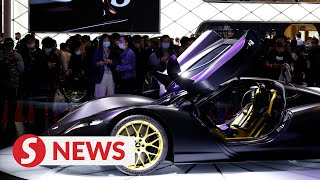 Auto Shanghai 2021 begins to embrace change