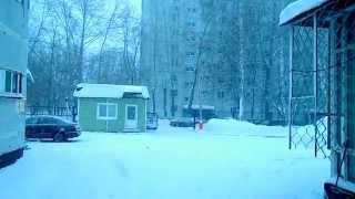 Падал снег не случайно...12 января 2015