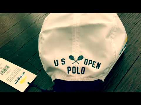 aaf9cad0 Blake Loington Review of the new Polo Ralph Lauren 2018 5 Panel U.S. Open  Tennis Hat.