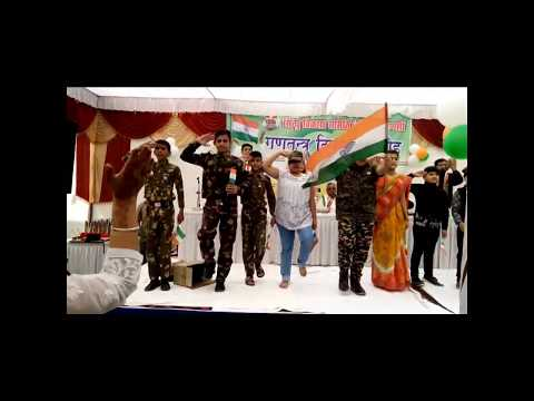 SKIT ON REPUBLIC DAY: TRIBUTE TO INDIAN SOLDIERS  🇮🇳 🇮🇳