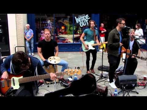 BBSB300 Presents KeyWest - All My Mistakes Live @ Grafton Street, Dublin (24/07/2015)