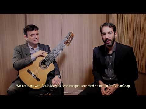 Entrevista Paulo Martelli    GuitarCoop Parte 1:2