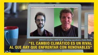 Energías Renovables frente al Cambio Climático - Entrevista a Mario Picazo