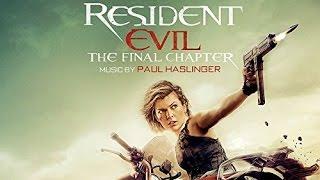 Resident Evil: The Final Chapter Soundtrack Tracklist