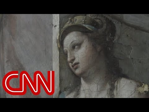 500-year-old paintings from Italian master found