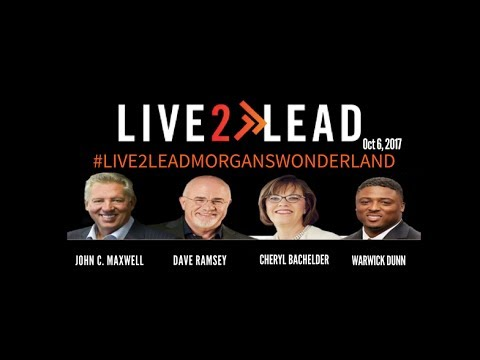 Live 2 Lead: SA Morgan's Wonderland - Live Simulcast Friday, October 6th, 2017