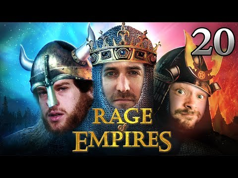 Rage Of Empires #20 mit Donnie, Florentin, Marco & Marah | Age Of Empires 2