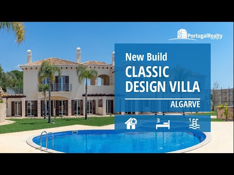New Townhouse For Sale ☀️ Albufeira Algarve | Portugal Realty