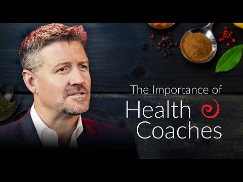 Health Coaches are an important part of helping the world create a more positive exciting future.