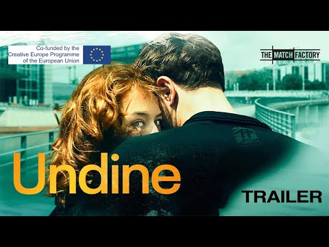 Undine (2020) | Trailer | Paula Beer | Franz Rogowski | Maryam Zaree | Christian Petzold