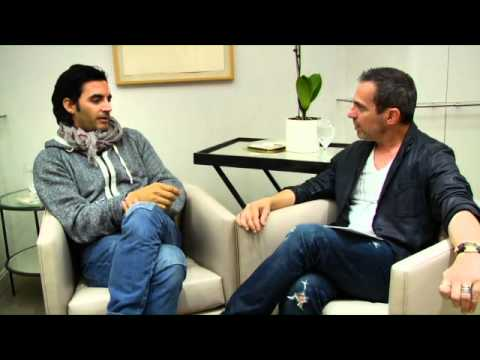 HANDS ON: Tom Kolovos interviews fashion designer Yigal Azrouel.