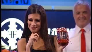 AmiDži šou   Rada Reklamira Proizvod I Igra Igru Sa Borom   05.12.2018.