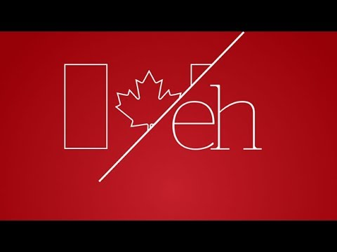 Why do Canadians say 'eh'?