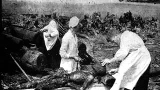 Лазовик Юля, Андреев Андрей Ужасы войны. Концлагеря смерти на территории Беларуси