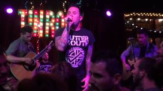 Story of the Year - Until the Day I Die (live acoustic)