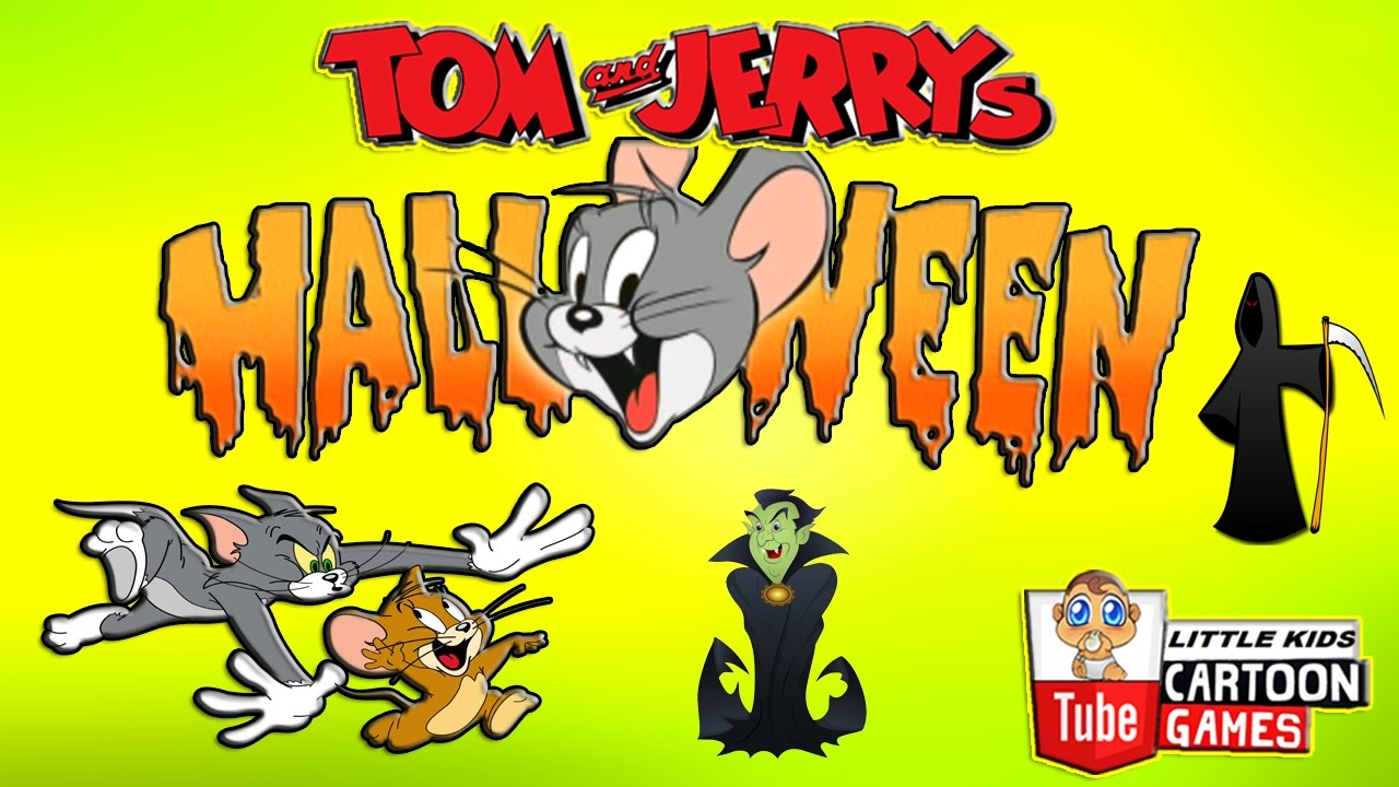 tom halloween jerry run tom and jerry 2017 games  baby