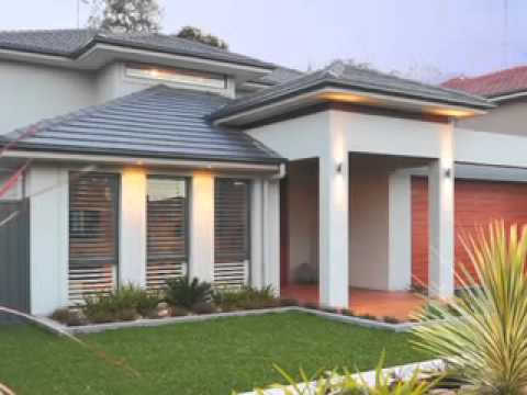 Knock Down Rebuild - ZAC Homes Custom Design Package