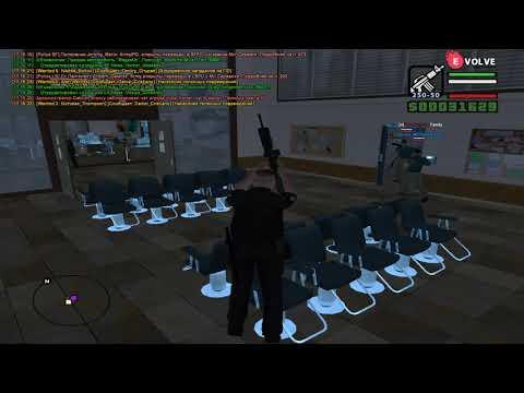 """Evolve RP: """"Повысили на офицера пный отдел"""" (Путь в FBI #9)"""
